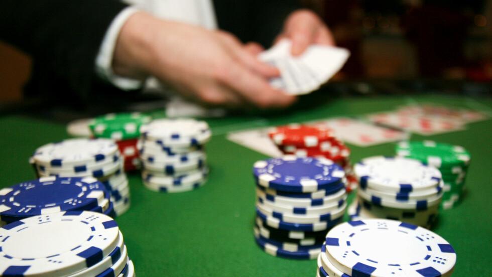 GAMBLING: Du kan være mer disponert for å utvikle spillavhengighet på grunn av gener.  Foto: Scanpix