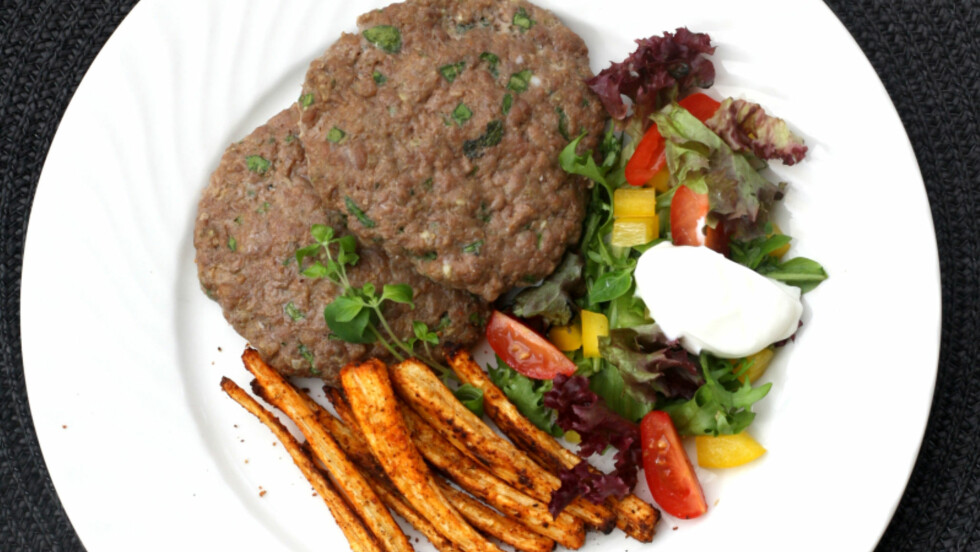 FAST FOOD: Hurtigmat trenger absolutt ikke være usunt. I denne saken har matbloggerne gitt oss sine beste oppskrifter på sunn og god hurtigmat.  Foto: Linda Marie Stuhaug