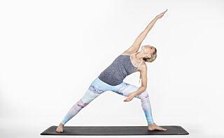 Yogaprogrammet som gjør deg sterk og smidig
