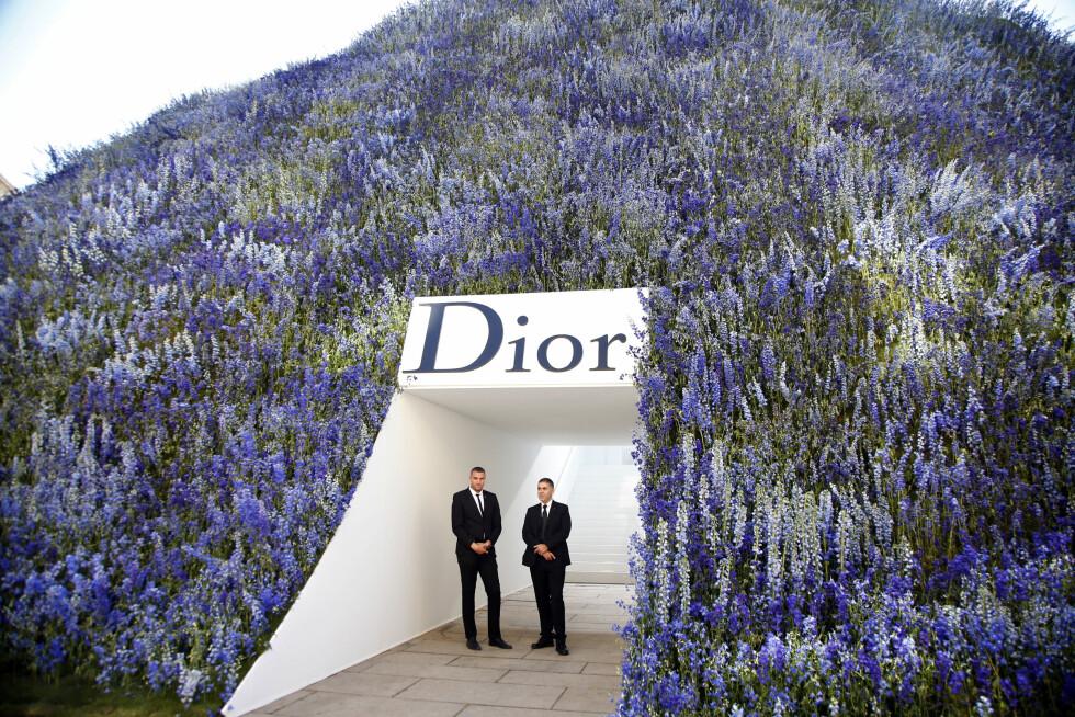 Dior SS16. Foto: Reuters