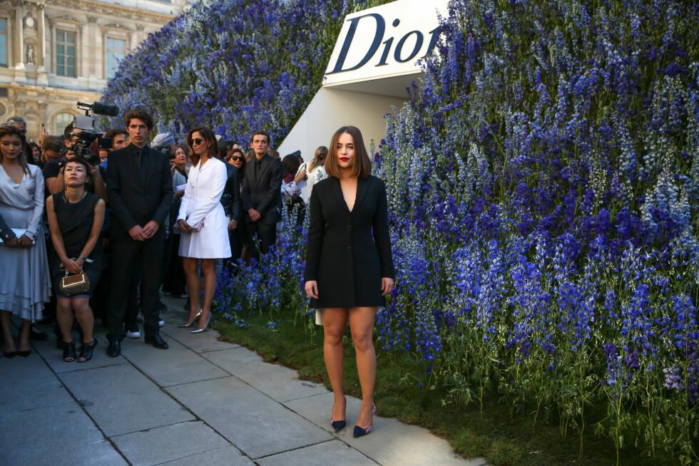 Dior SS16. Foto: SipaUSA