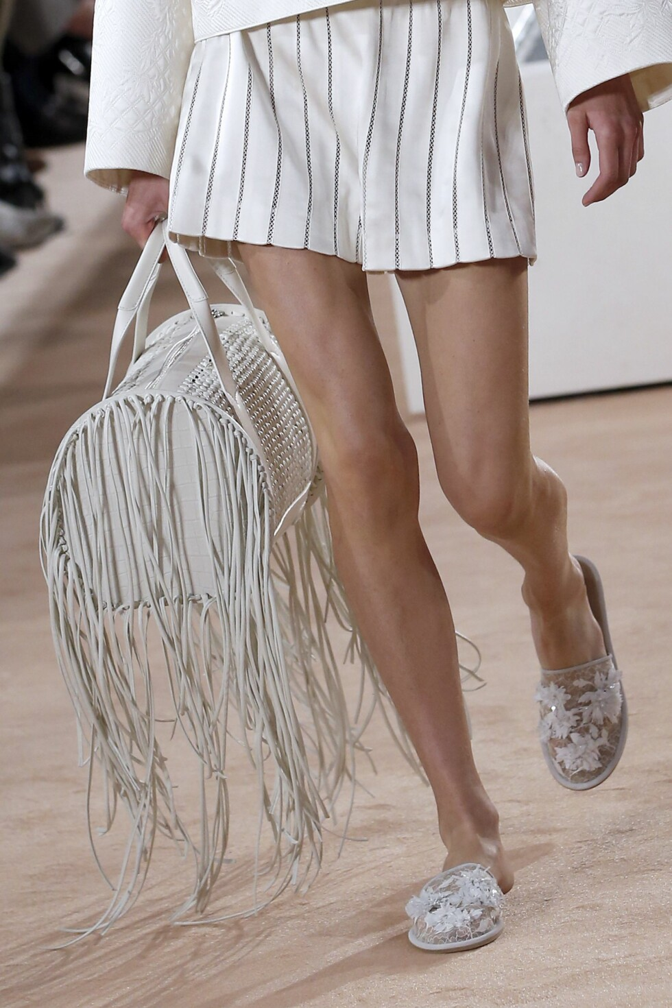 Balenciaga SS16. Foto: Afp