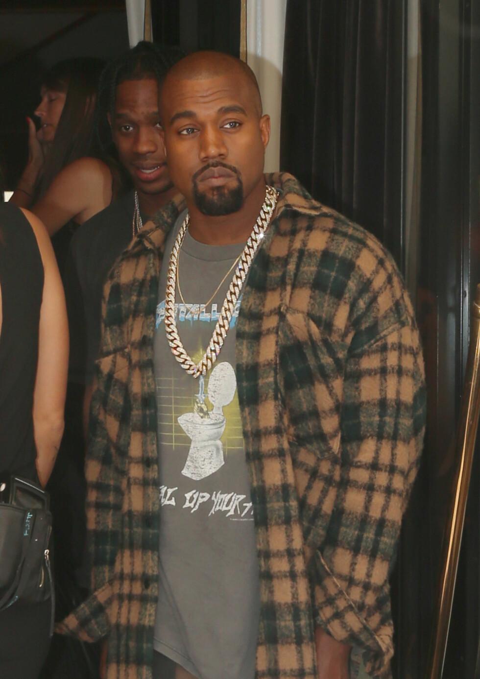 Kanye West (38) Foto: Xposure