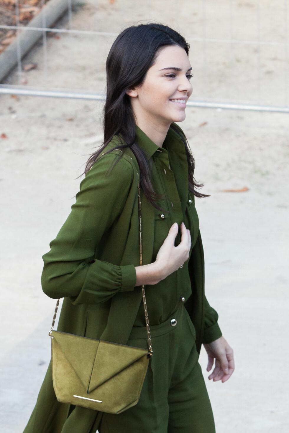 Kendall Jenner (19) Foto: Abaca