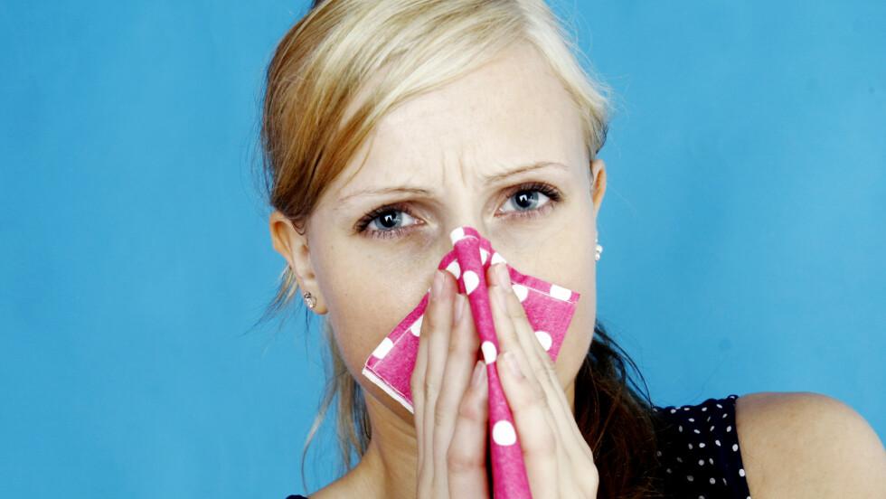 C-VITAMIN OG SOLHATT: Er faktisk ikke det beste for å styrke immunforsvaret, ifølge ekspert.  Foto: NTB scanpix