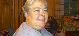 Rita (52) veide 120 kilo: - Jeg kom til et punkt hvor jeg ikke orket mer