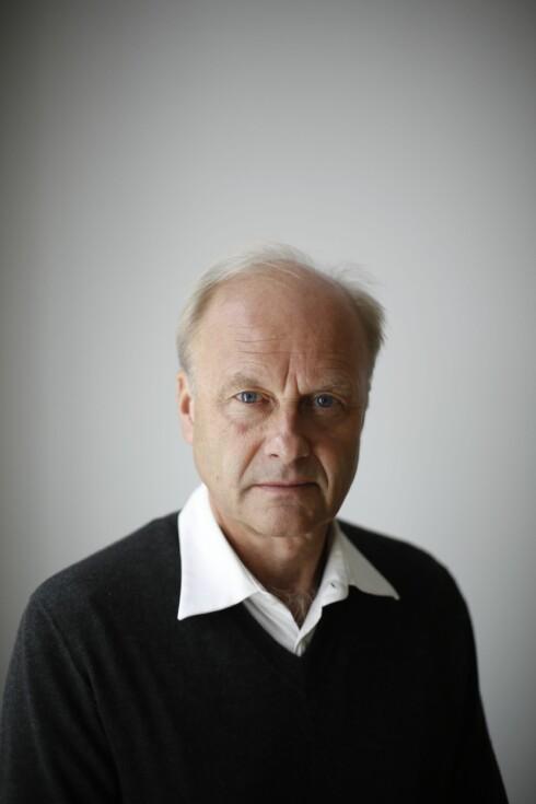 <strong>PSYKIATER OG PROFESSOR:</strong> Finn Skårderud mener vi i dag ser et overdrevent fokus på kropp og en kunstig velværetilstand.  Foto: Tor G. Stenersen/Scanpix