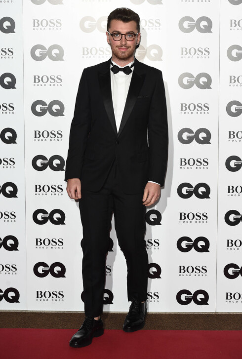 AKTUELL MED BOND-SANG: Den 23 år gamle sangeren Sam Smith avslørte nylig at han har laget sangen til den nyeste Bond-filmen. Foto: Xposure