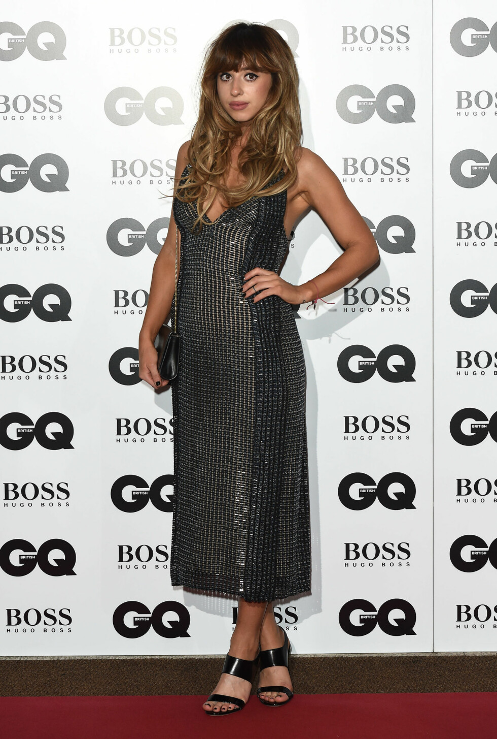GQ AWARDS: Foxes (26). Foto: Xposure