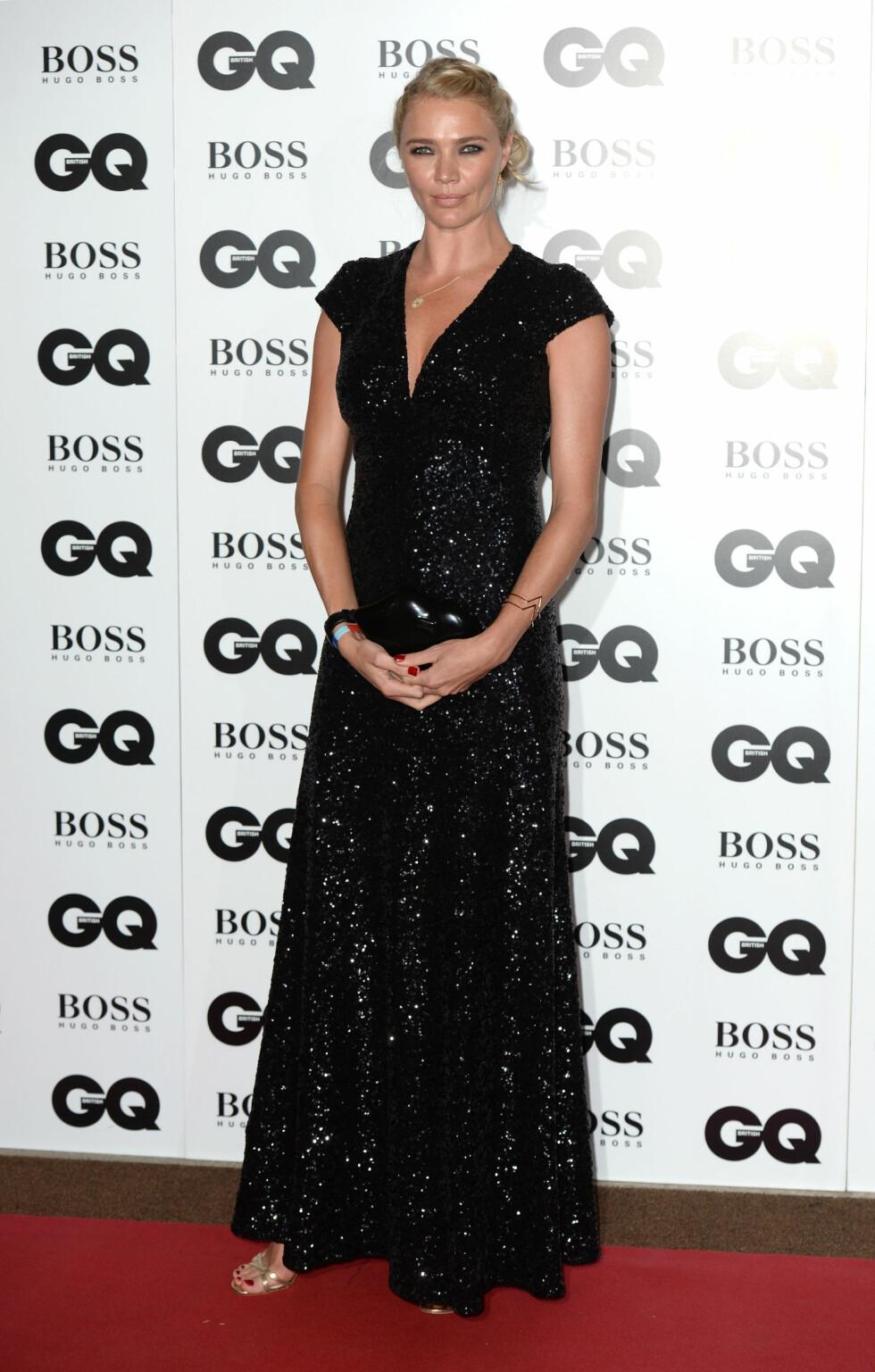 GQ AWARDS: Jodie Kidd (36). Foto: Pa Photos