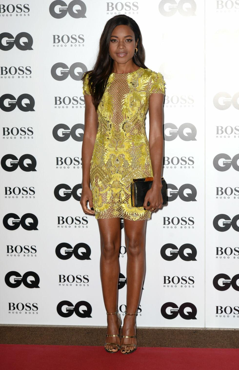 GQ AWARDS: Naomie Harris (39) Foto: Pa Photos