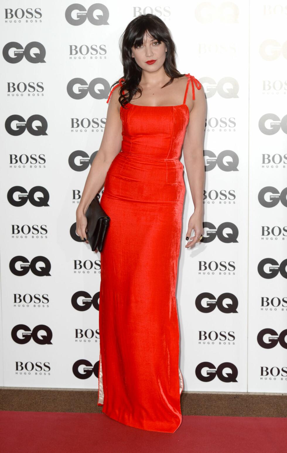 GQ AWARDS: Daisy Lowe (26). Foto: Pa Photos