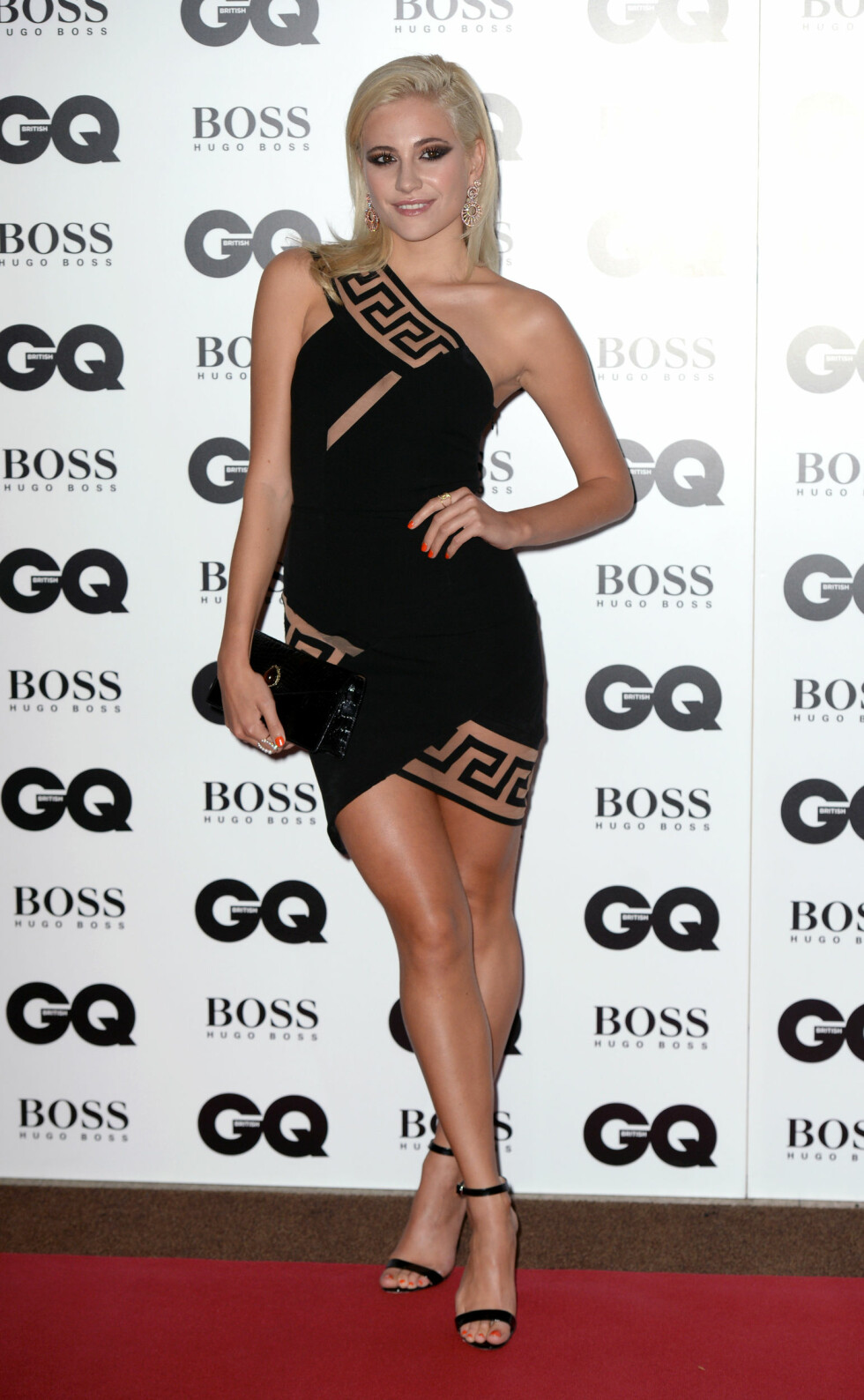 GQ AWARDS: Pixie Lott (24). Foto: Pa Photos
