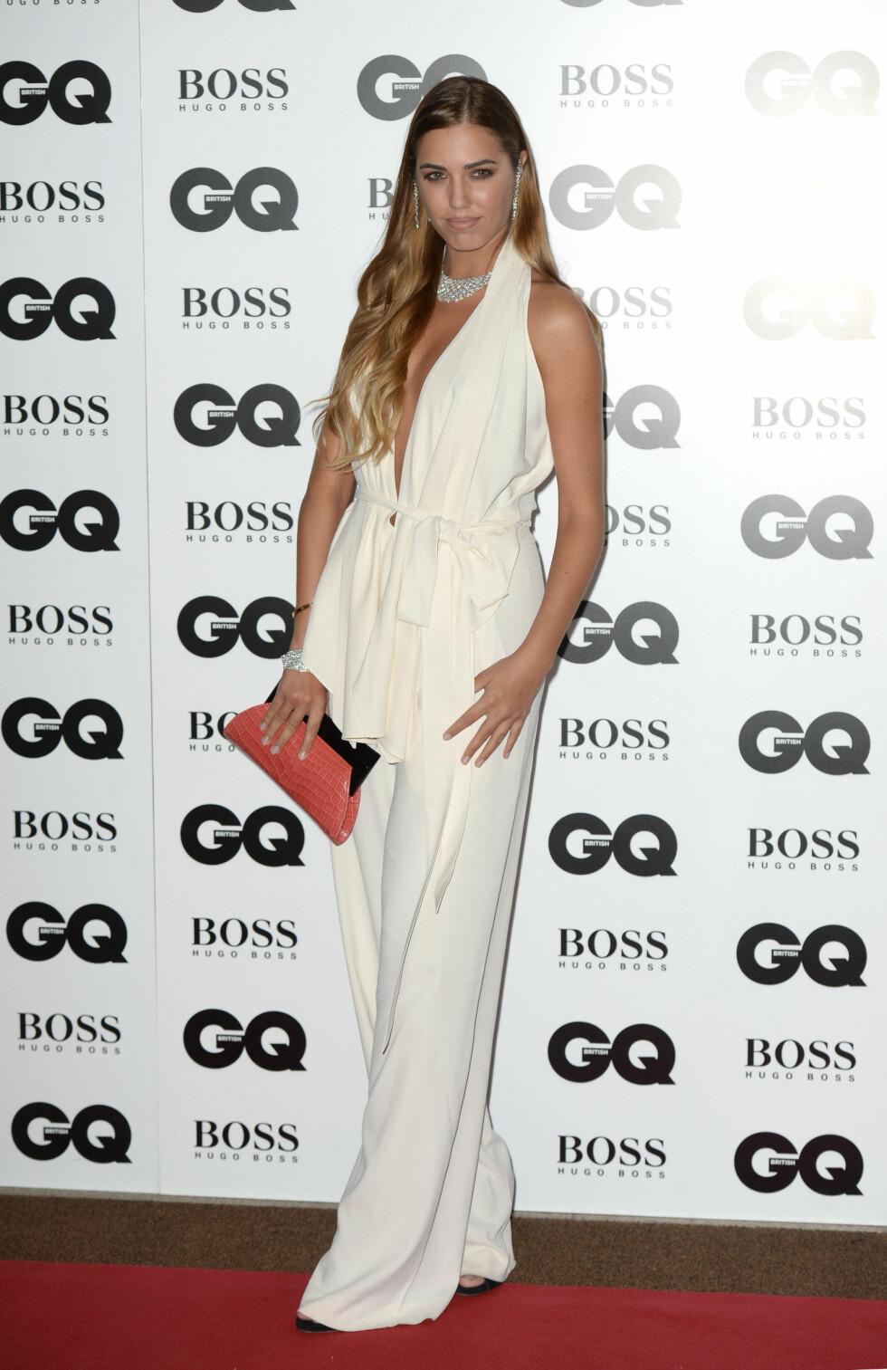 GQ AWARDS: Amber Le Bon (26). Foto: Pa Photos