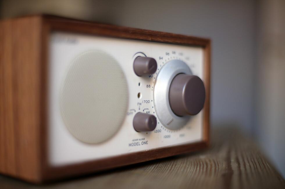 A radio Foto: Scanpix