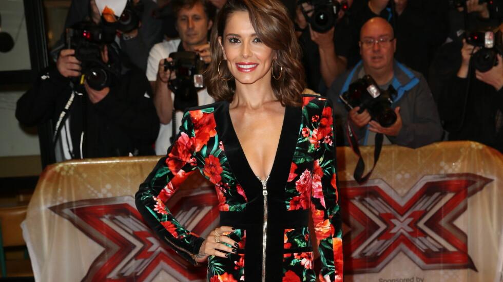 LEI AV VEKTKRITIKKEN: Cheryl er lei av all omtalen på grunn av vekten hennes. Her fra bildene av X Factor i forrige uke. Foto: Polaris