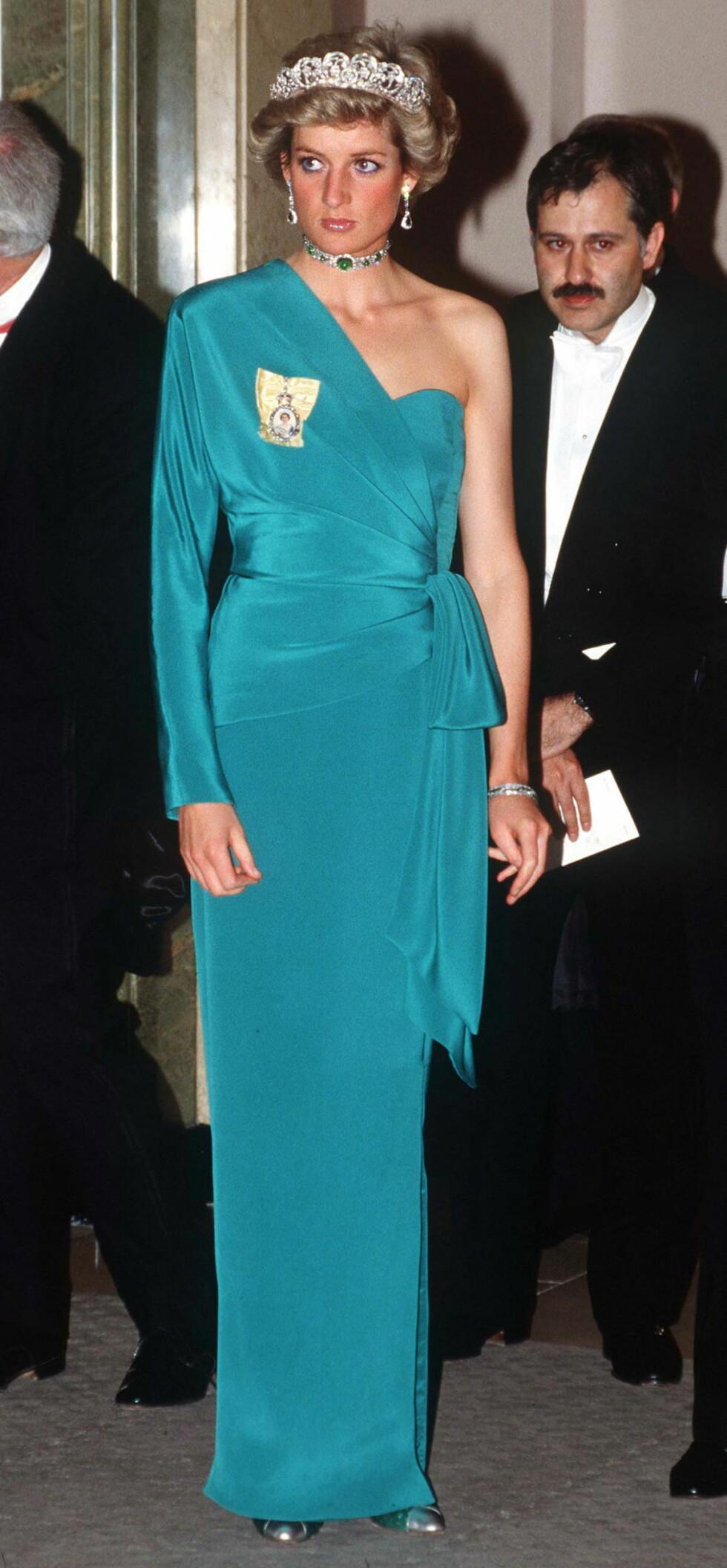 Prinsesse Diana Foto: Ap