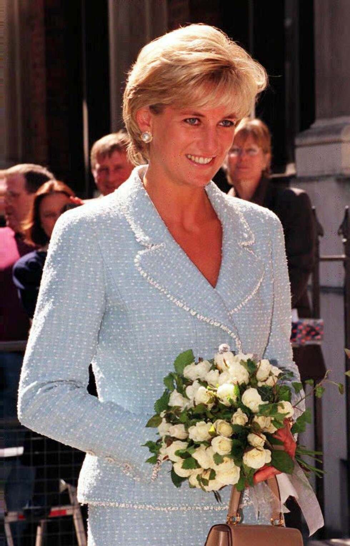 Prinsesse Diana Foto: EPA