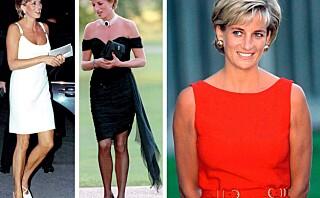 - Prinsesse Diana redefinerte den kongelige stilen
