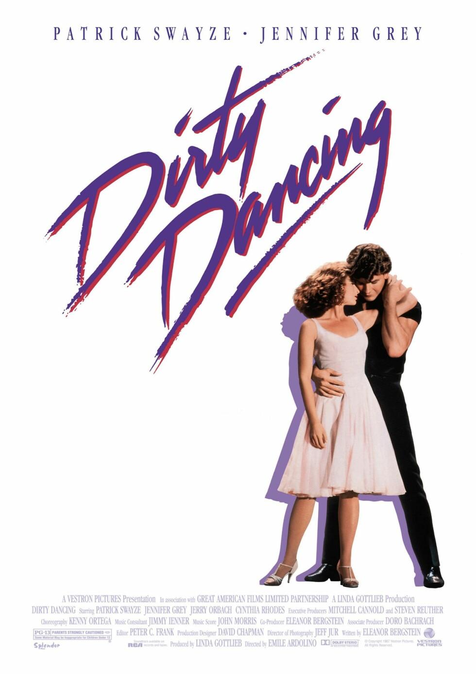 Dirty Dancing Foto: Scanpix