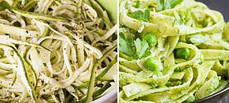 Det sunne alternativet til pasta