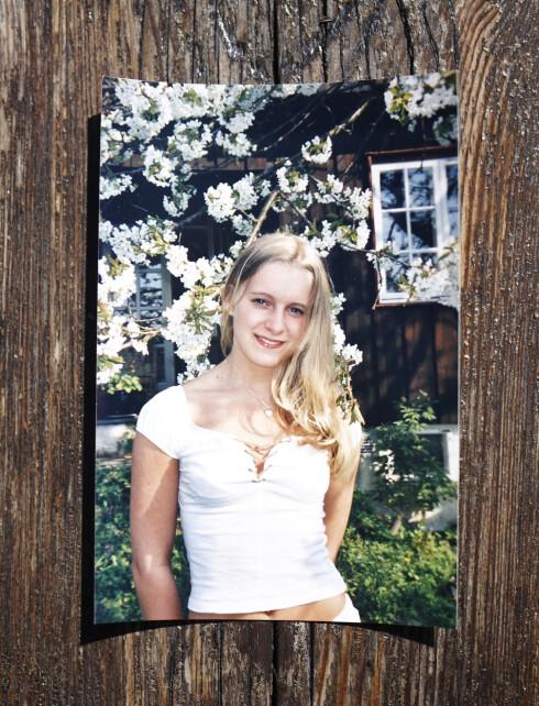 TENÅRING: Ifølge moren var Tuva Fellman en svært aktiv og kreativ ungdom.  Foto: Geir Dokken