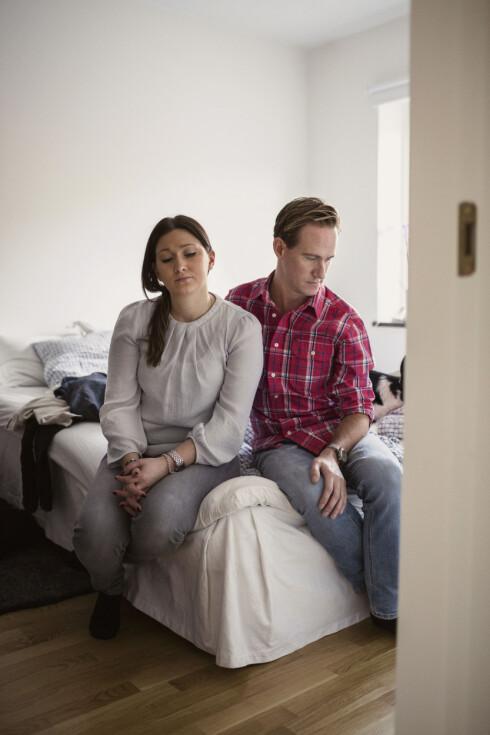 KAN BLI EN VANE: Det å slenge negative bemerkninger i retning partneren kan fort bli en vane.  Foto: Scanpix