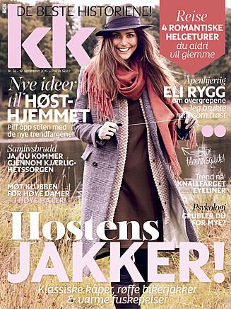 KK38: I salg fra 18. september. Foto: All Over Press