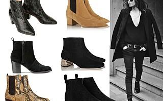 Sesongens fineste boots
