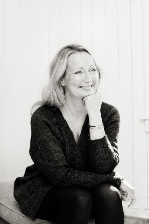<strong>TINE MOLLATT OG BYTIMO:</strong> Tine Mollatt er designeren bak klesmerket byTiMo. Nå har hun laget en samarbeidskolleksjon med Hollywoodstjernen Gwyneth Paltrow.  Foto: Oslo Runway