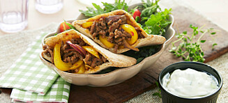 4 enkle og gode kjøttdeigretter