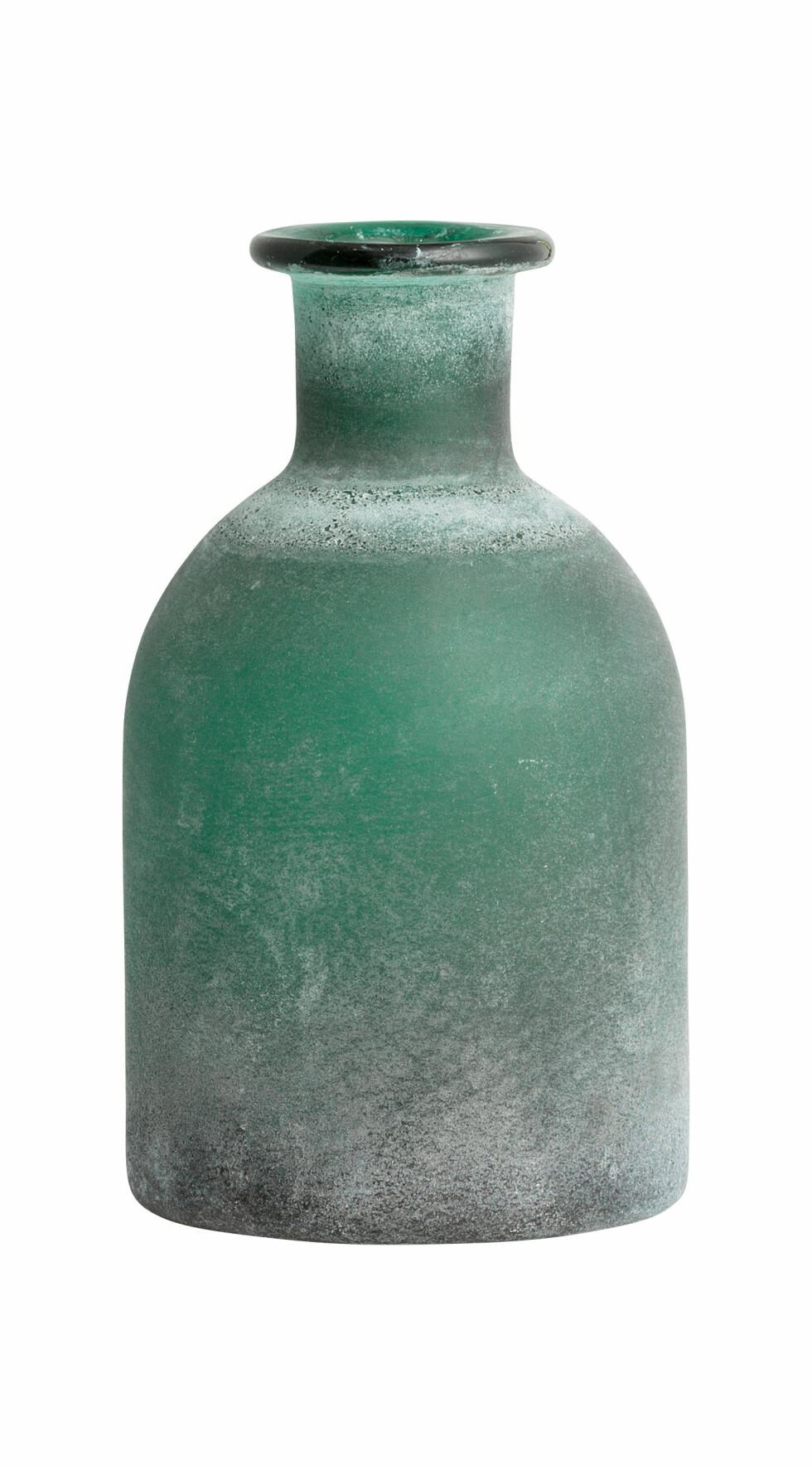 Vase med tykk mage (kr 80, hm.no). Foto: Produsenten
