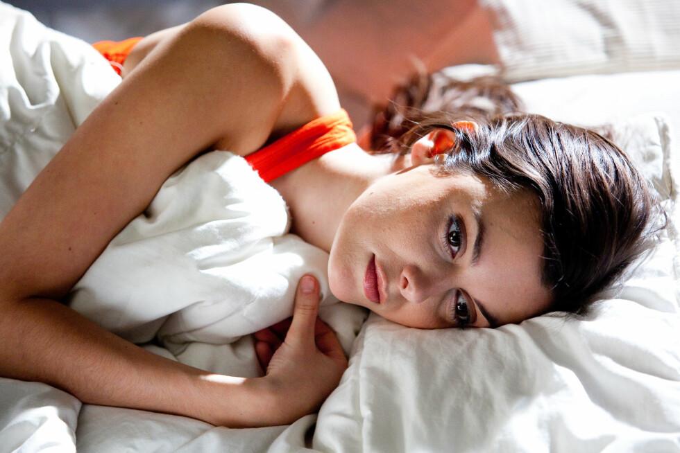 SOVER DÅRLIG: Hormoner i ubalanse kan gjøre at du sover dårlig.  Foto: Garo/Phanie/REX/All Over Press