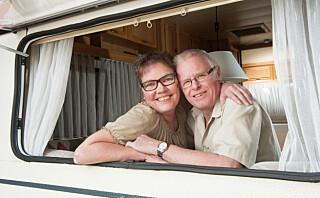 Hanna og Johan giftet seg med hverandre - for andre gang