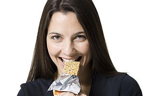 Maten som ødelegger for treningen