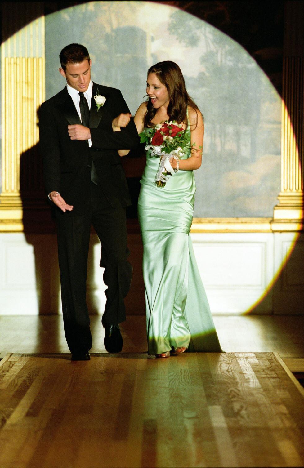 SHE'S THE MAN: Channing Tatum og Amanda Bynes skal ha datet etter at de spilte i samme film. Foto: Scanpix