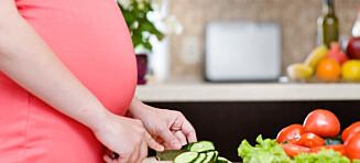 Økologisk mat kan påvirke guttebabyer