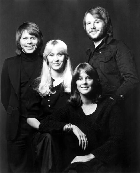 ABBA in 1980. *** Local Caption *** 30.740919 Foto: All Over Pres