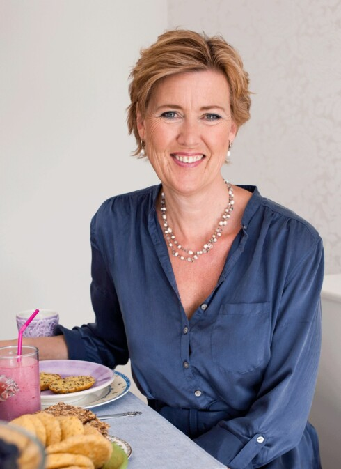 <strong>FETT ER IKKE FARLIG:</strong> Lege Sofie Hexeberg mener karbohydratene er problemet, ikke fettet.