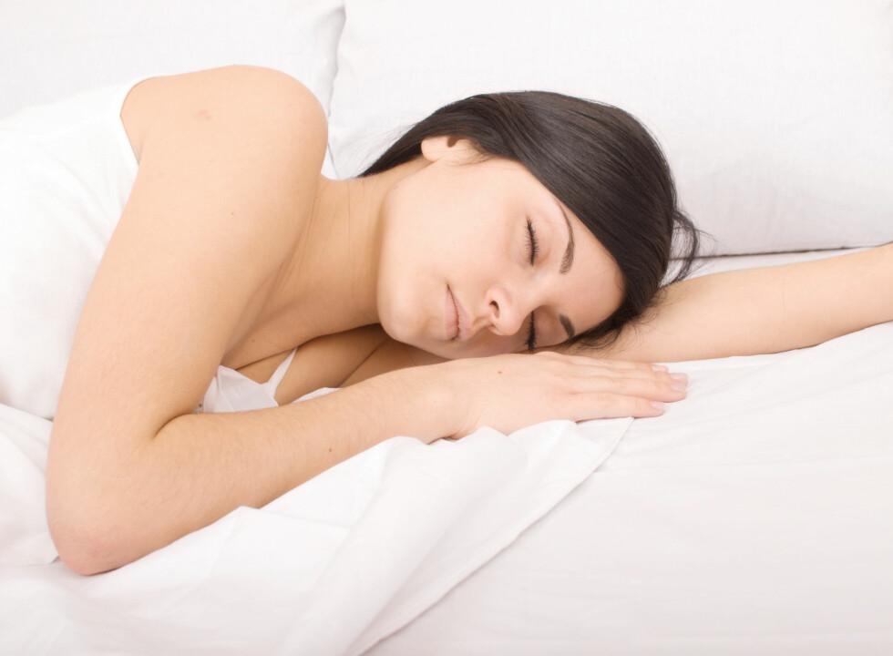 SØVN: Lite søvn kan gjøre deg ukonsentrert, glemsk og vimsete. Sørg for å sove tilstrekkelig, og det vil bli litt lettere å huske. Foto: Scanpix/NTB