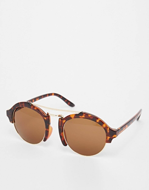 Solbriller fra AJ Morgen Eyewear via Asos.com, kr 192. Foto: Asos.com