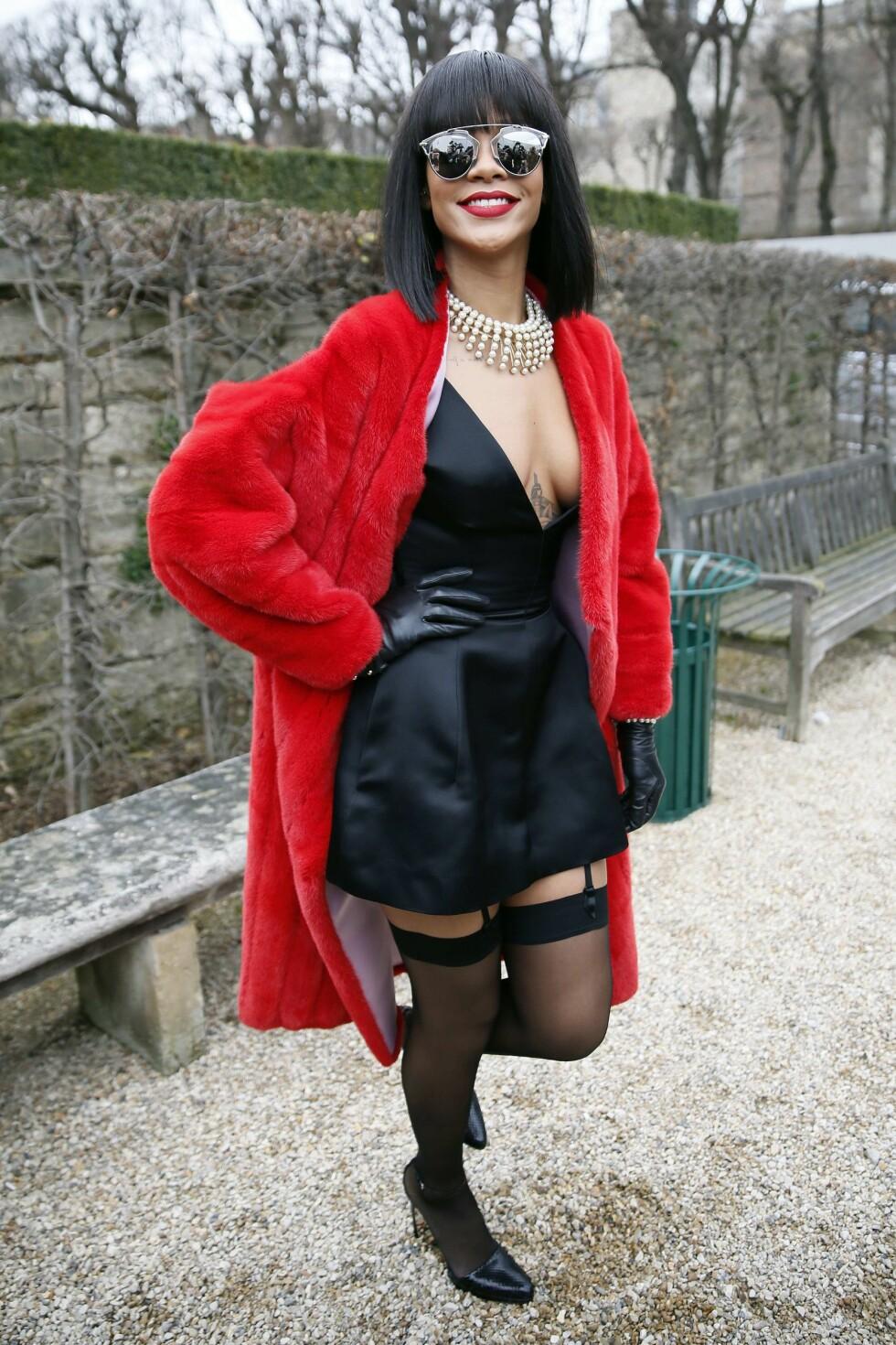 Rihanna Foto: Afp