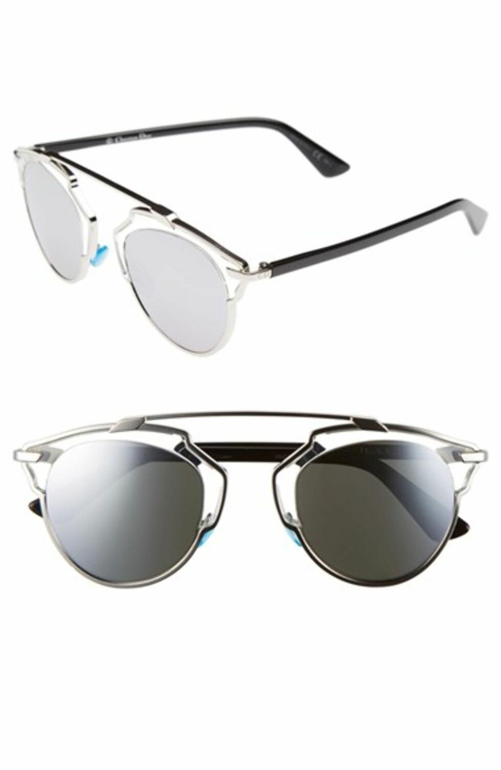 Solbriller fra Dior via Nordstrom.com, fra kr 4338. Foto: Nordstrom.com