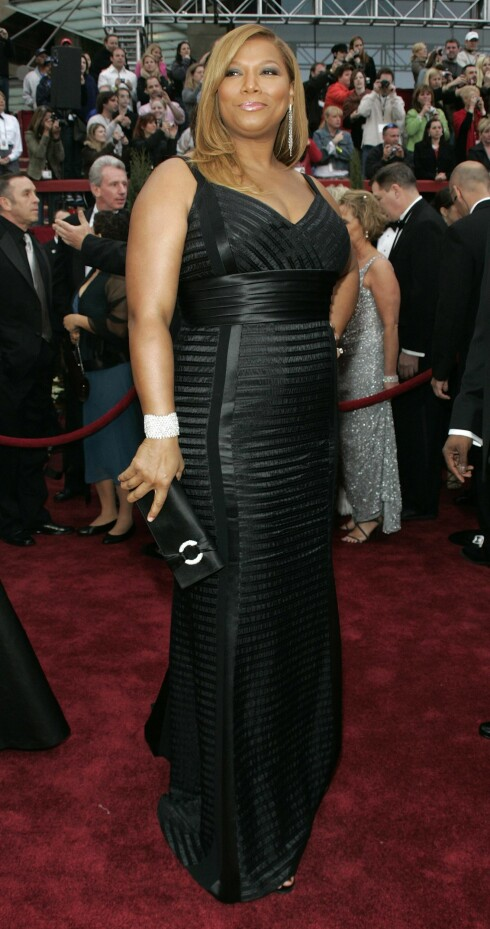 <strong>EPLE:</strong> Queen Latifah (45). Foto: REUTERS