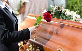 De mest spilte sangene i begravelser
