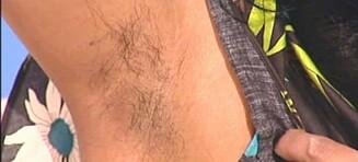Siste trend ut: Å la kroppshåret gro!