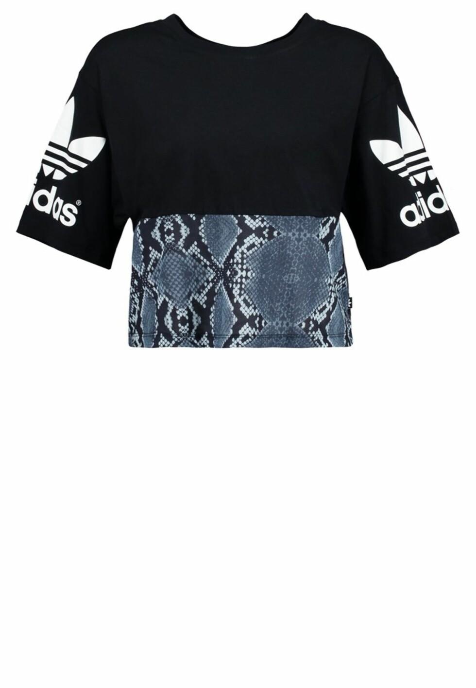 T-skjorte fra Adidas via Zalando.no, kr 299. Foto: Zalando.no