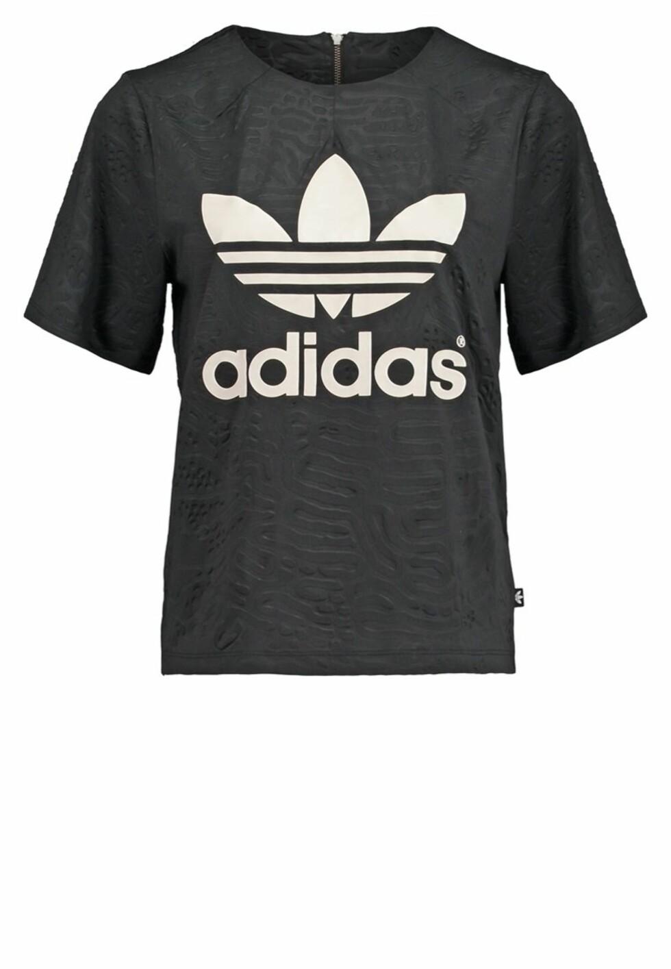 T-skjorte fra Adidas via Zalando.no, kr 399. Foto: Zalando.no