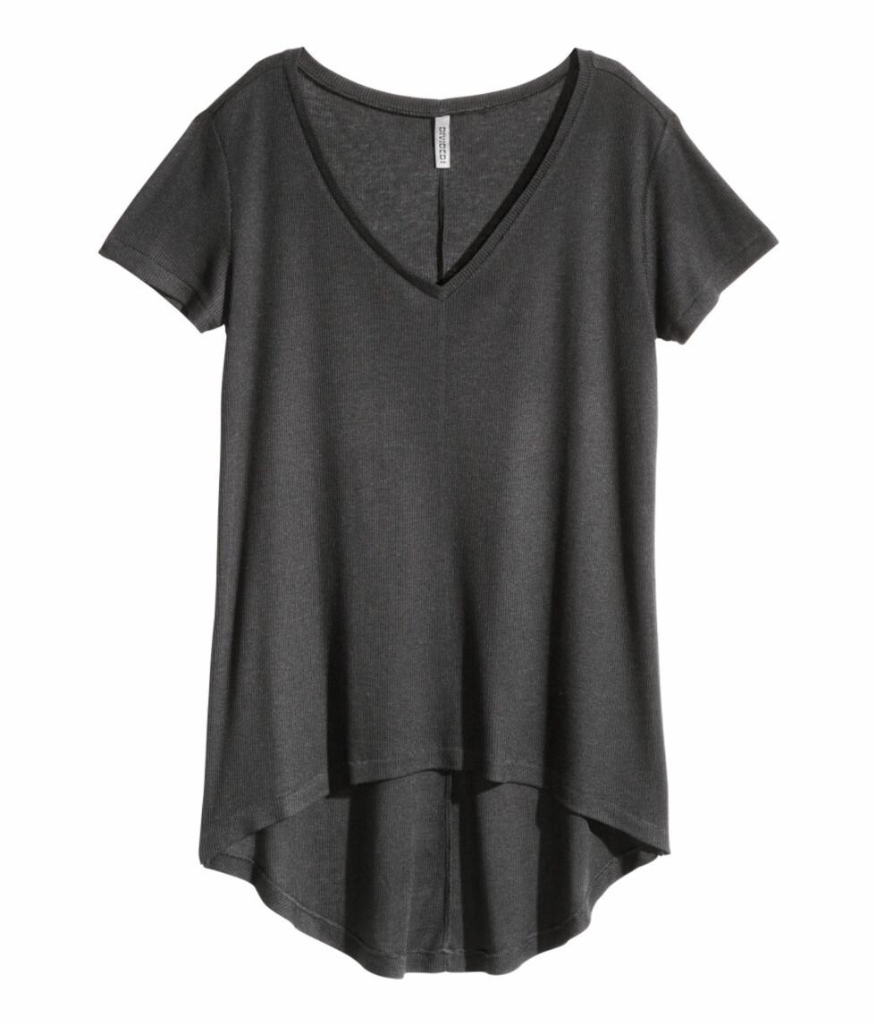 T-skjorte fra H&M, kr 99. Foto: Produsenten