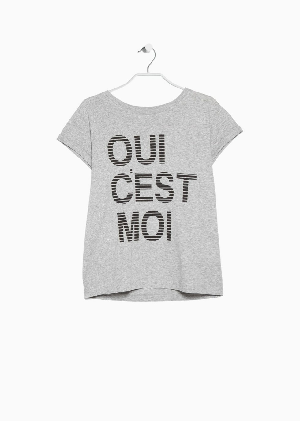 T-skjorte fra Mango, kr 39. Foto: Produsenten